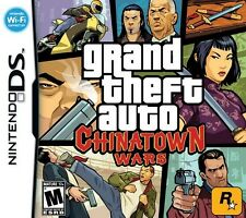 Grand Theft Auto: Chinatown Wars - Complete Nintendo DS Game
