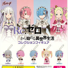 Bushiroad Re Zero kara Hajimeru Isekai Seikatsu Rem Key chain Figure Set of 5
