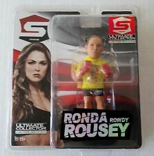 Round 5 Ronda Rousey UFC Ultimate Collector Figure STRIKEFORCE 1143/1500