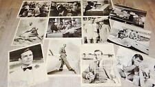 james bond 007 GOLDFINGER sean connery 12 photos presse cinema argentique 1964