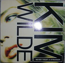 "12"" Maxi Kim Wilde ‎- Never Trust A Stranger ,NM, 1988 MCA Records 257 820-0"