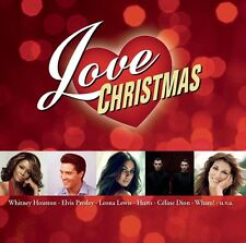 LOVE CHRISTMAS (R. Kelly, Britney Spears, Micheal Bolton, Leona Lewis) CD NEU