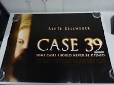 Case 39 - Rene Zellweger Horror - Original Film / Movie Poster Quad 76x102cm