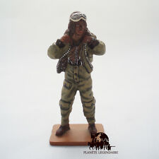 Figurine Del Prado soldat Fighter Pilote d'Aviation USA 1944 King & Country