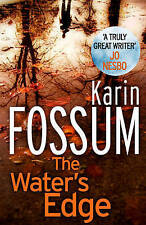 The Water's Edge by Karin Fossum (Paperback, 2010)
