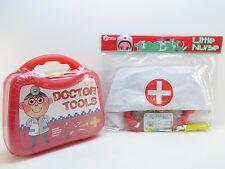LOT 30387 | Doktorkoffer Arztkoffer mit Krankenschwester Set 8-tlg. NEU OVP