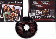 PARTY OF FIVE (BOF/Soundtrack) 1996 (CD)