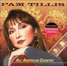 PAM TILLIS CD ALL AMERICAN COUNTRY BRAND NEW SEALED