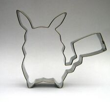 New Pokemon Pikachu backen keks Ausstecher Ausstechform Metall Cookie Cutter 788