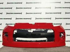 DAIHATSU SIRION SPORT 2005-2010 FRONT BUMPER IN RED GENUINE