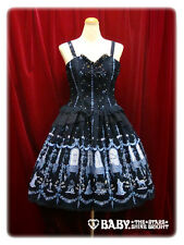 AATP Alice and the Pirates Poison L'amour Juliet Navy Blue Classic Lolita Dress