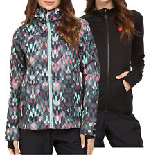 686 Smarty Haven 3-in-1 Womens Snowboard Snow Ski Jacket Kaleidoscope XS
