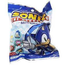 Bath ball bomb salts  SONIC Hedge Hog SK JAPAN  inside Mascot