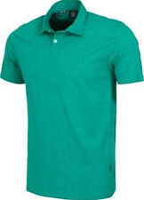 Volcom Wowzer Polo Shirt (L) Lawn Green