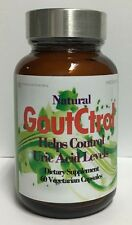 FAST ACTING!!! Gout Relief,Helps Control Uric Acid Levels,Arthritic,Joint .....