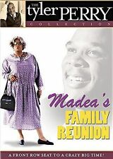 MADEAS FAMILY REUNION THE PLAY (DVD, 2005) NEW
