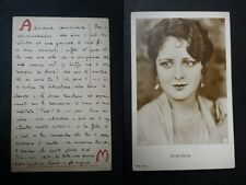 BELLA  FOTO CARTOLINA BILLIE DOVE