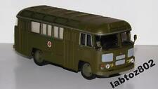 PAZ-672M Soviet (Russian) Sanitary Bus 1:43 RARE!!! SUPER SALE!!!