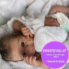 REBORN KIT ~ Soft Vinyl doll kit to make your own baby~ Corbin baby doll kit 21""