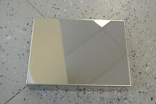 1990-93 Chevrolet Corvette C4 Computer Polished Stainless Steel Cover