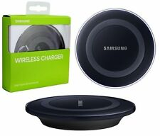 NEW OEM Samsung Galaxy S6 S6 Edge S7 S7 Edge Qi Wireless Black Charging Pad