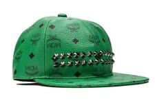 MCM Stark Hat in Paradise Green Size Large ( 60 CM ) Brand New With Tags
