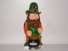 PHILADELPHIA FLYERS Garden Gnome Statue Figurine Limited St Pat's Irish Edition*