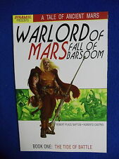 ~~ WARLORDS OF MARS ~ FALL OF BARSOOM BOOK I ~ THE TIDE OF THE BATTLE ~ 2011~~
