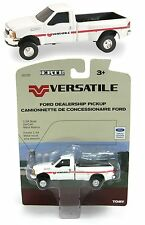2013 NEW! 1:64 ERTL *VERSATILE* Ford F-350 Dealership Pickup Truck Dually *NIP*