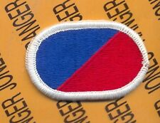 US Army 173rd Airborne Brigade para oval patch m/e