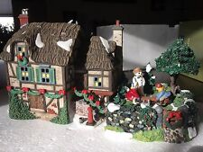Department 56 Dickens Village Series Christmas At Codington Cottage