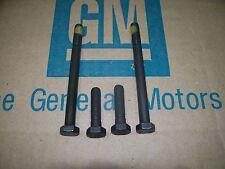 NOS carb mounting bolts Pontiac GTO Trans Am 67 68 69 70 71 72 73 74 quadrajet