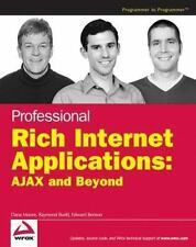 Professional Rich Internet Applications: AJAX and Beyond (Programmer to Programm