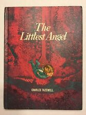 1962 The Littlest Angel Charles Tazewell Large Hardcover Book Sergio Leone