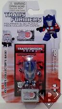 "OPTIMUS PRIME Transformers Prime 30th Anniversary 1 1/2"" Mini Figure Wave 1 2014"