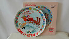 Royal Orleans 1982 United Artists Pink Panther Christmas Sleigh Ride MIB #F414