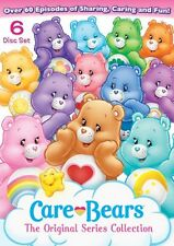Care Bears Original Series Collection Complete DVD Set Lot TV Show Kids Children