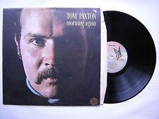 Tom Paxton - Morning Again, Elektra K-42019 Ex Condition Vinyl LP
