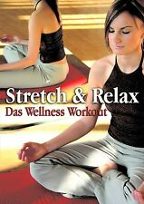 DVD + Stretch & Relax + Wellness Workout + Entspannung + Bewegung + Sport +