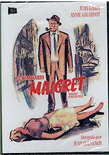 El comisario Maigret (DVD Nuevo)