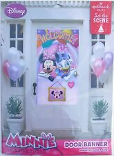 Party Door Banner DISNEY MINNIE MOUSE Birthday Room Poster Supplies Hallmark