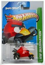 Hot Wheels Angry Birds Red Bird Car New in Package NIB HW Imagination 47/247