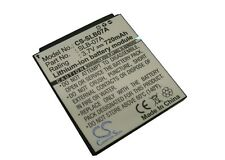 3.7V battery for Samsung SLB-07A, TL100, TL225, TL220, ST600, TL205, ST50, TL220