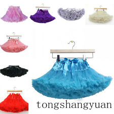 Cake Petticoat Layers Tulle Short Mini Skirt Under Slips Wedding Dress Crinoline