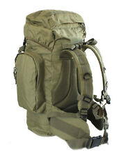 OD Green Large 45L Rio Grande Hiking Tactical Military Style Backpack 24x18x8