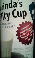 CORINDA'S CUP (Magic Accessory with over 50 Routines to enhance your act)