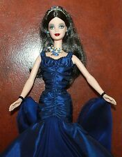 Queen of Sapphires Limited Edition 2000 Barbie Second in Series