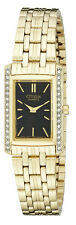 Citizen EK1122-50E Women's Gold Tone Stainless Steel Swarovski Accented Watch