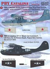 Print Scale Decals 1/144 CONSOLIDATED PBY CATALINA Flying Boat