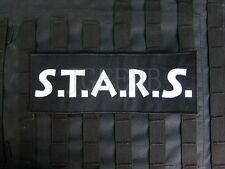 Resident Evil Umbrella Corporation S.T.A.R.S. Back Of The Body Patch